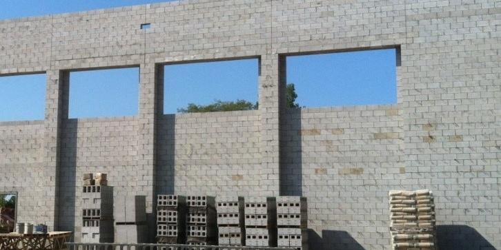 Internal Bracing of Masonry Walls