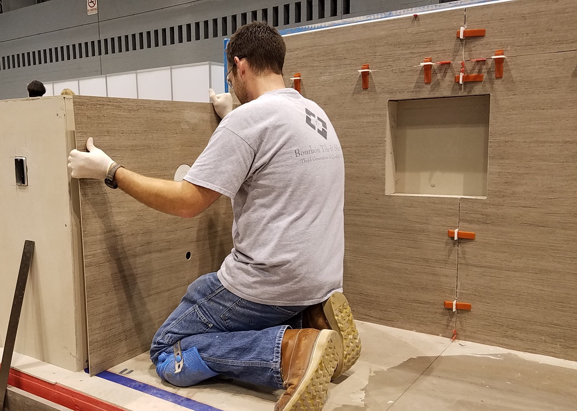 MasterSpec Updates Installer Qualifications to Include Advanced Certifications for Tile Installers