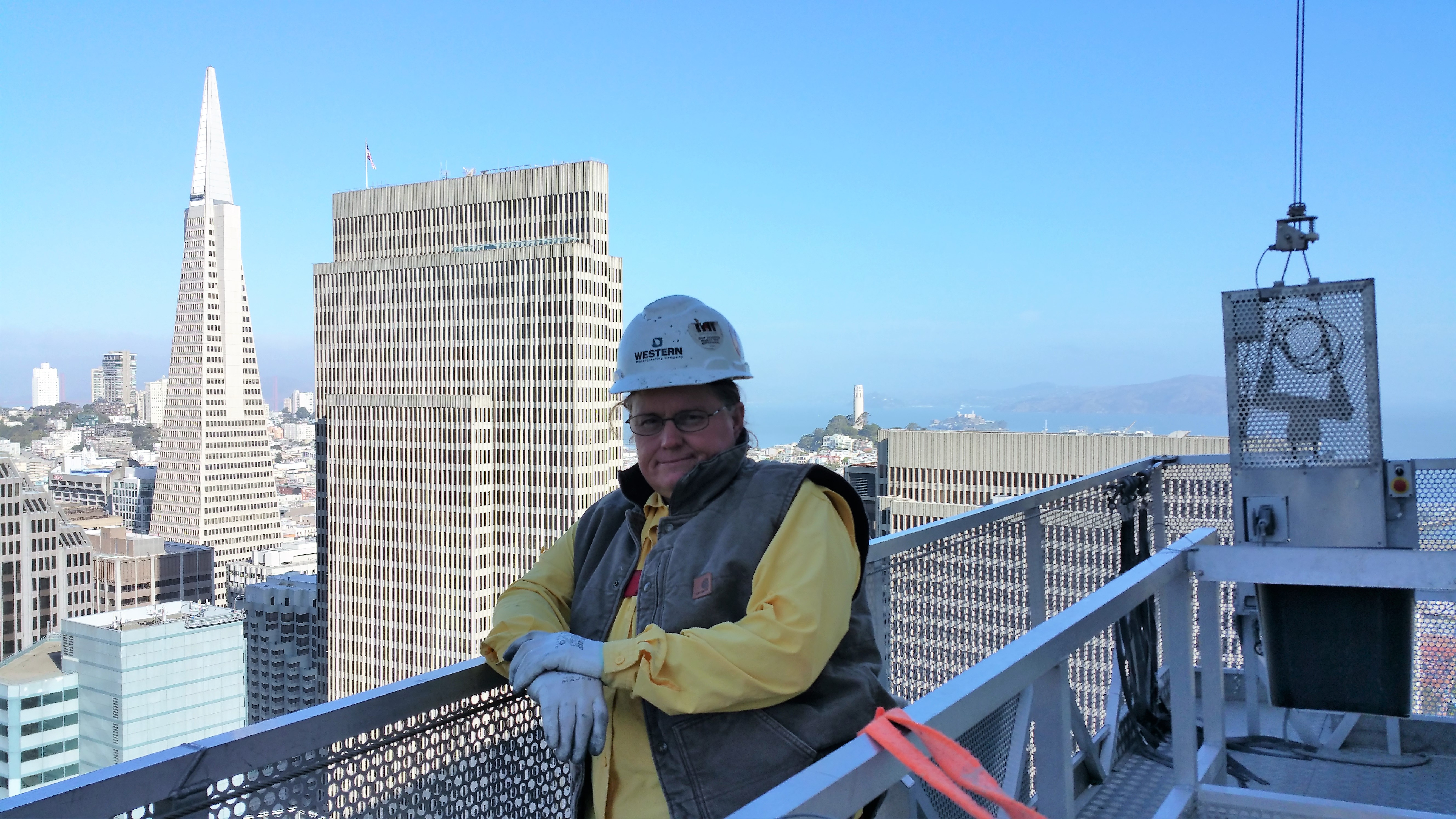 From Restoring Historic Landmarks to Training the Next Generation of Craftworkers: BAC/IMTEF Instructor Laurie Harris