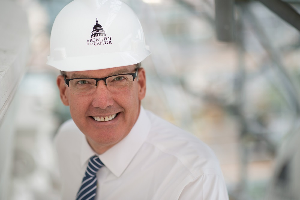 Architect of the Capitol Stephen T. Ayers, FAIA, CCM, LEED AP Weighs In On Innovation